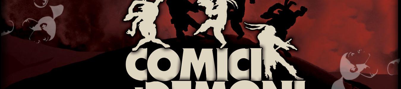 Comici e demoni - documentario. La Commedia dell'Arte tra leggende e racconti d'oggi