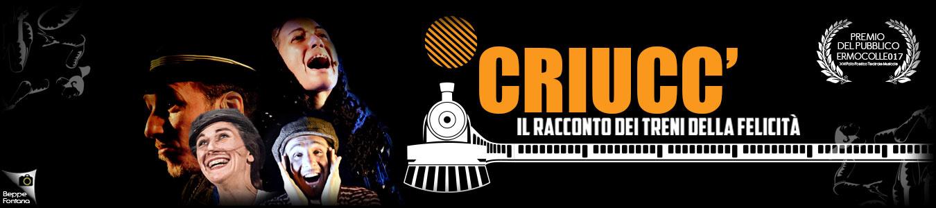 Criucc-Lo Spettacolo sulla vicenda dei treni della felicità